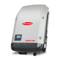 Fronius Symo 3.7kW Solar Inverter - Three Phase with Communication