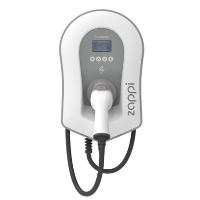 myenergi Zappi EV Charge Point 7kW Single Phase Type 2 Tethered - White
