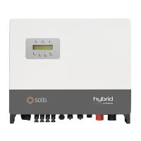 Solis RHI-3P8K-HVES-5G - 5G 8.0kW 400V Hybrid Inverter - Three Phase with DC