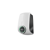 EVBox Elvi EV Charge Point 22kW - Three Phase with WiFi & Single Socket - White