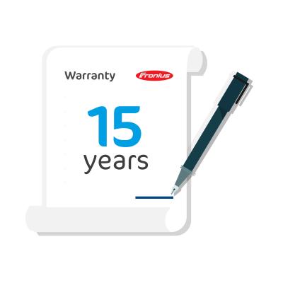 Fronius Symo 15-17.5kW Warranty Plus Extension to 15 Years