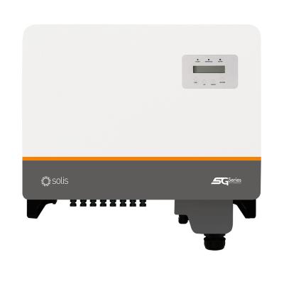 Solis-36K-5G-DC | Solis 5G 36kW Solar Inverter - 3 Phase with DC