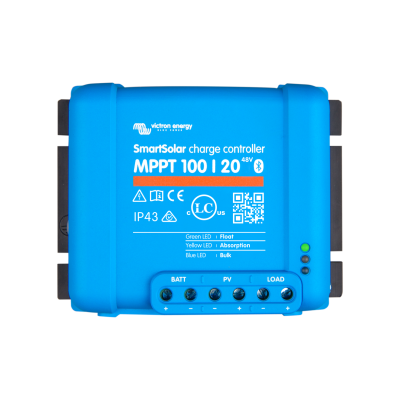 Victron SCC110020160R - SmartSolar MPPT Charge Controller