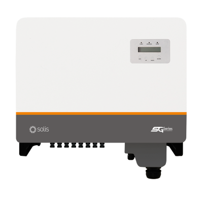 Solis 5G 40kW Solar Inverter - 3 Phase with DC