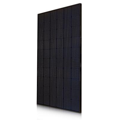 LG Solar 330W NeON2 Mono Solar Module - Full Black
