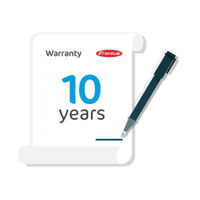 Fronius Primo/Symo 7-10kW Warranty Plus Extension to 10 Years