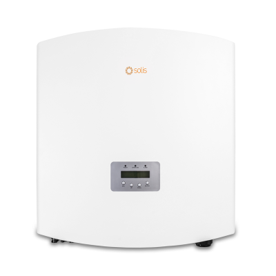 Solis 50kW Solar Inverter - 3 Phase with DC