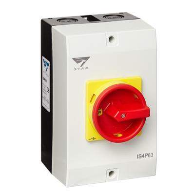 IMO Stag AC Isolator 63A - 4 Pole