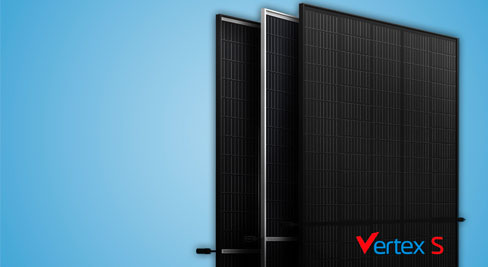 Trina Solar Europe Launches 405W+ Vertex S Module Series for Rooftops