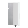 side angle of the solis Solis S5-GR1P1K-M-DC 1000W Solar Inverter - Single Phase with DC